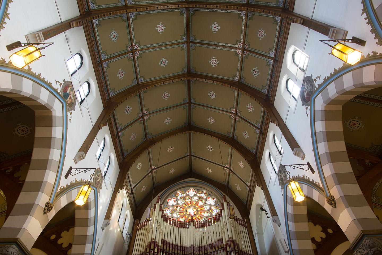 St. Helen's - Pipe Organ