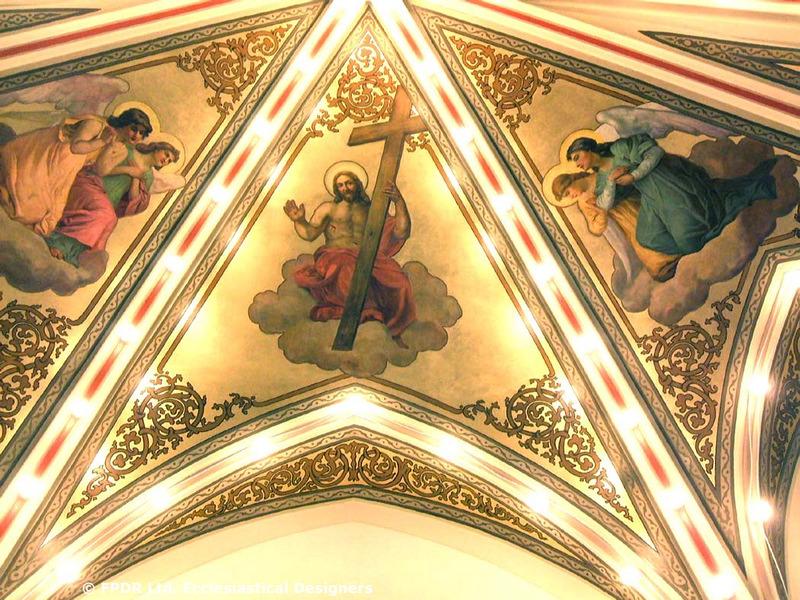FPDR apse restoration