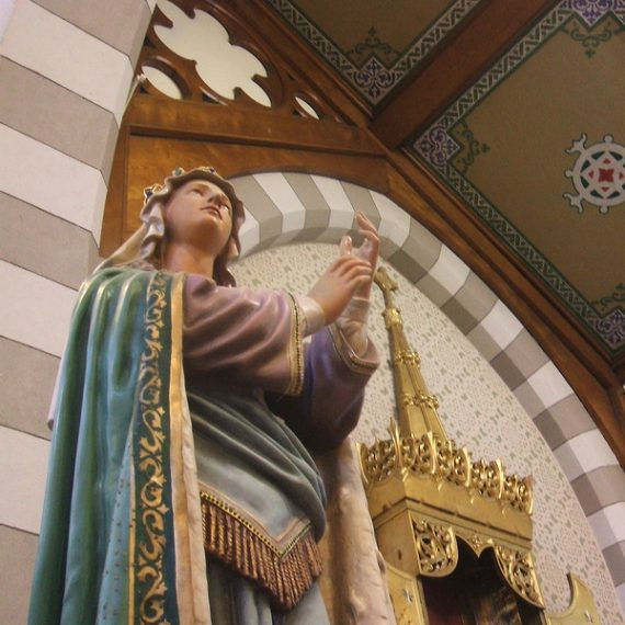 FPDR statue restoration