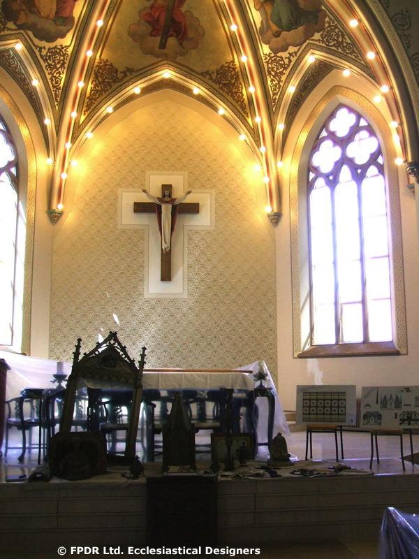 FPDR restored sanctuary