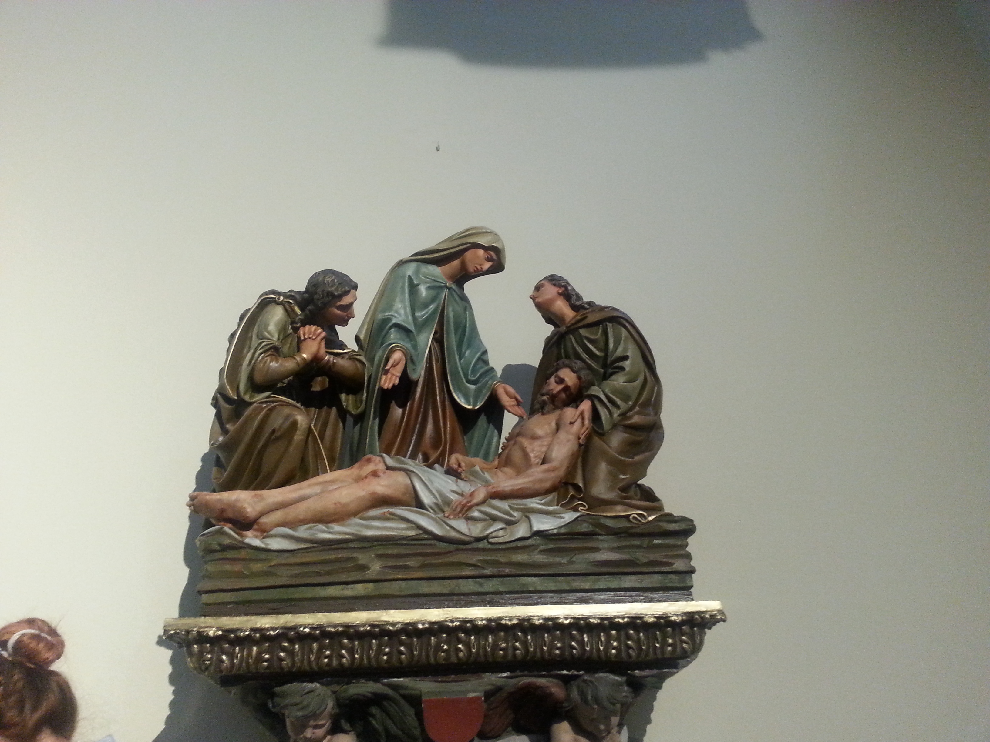FPDR restored station of the cross
