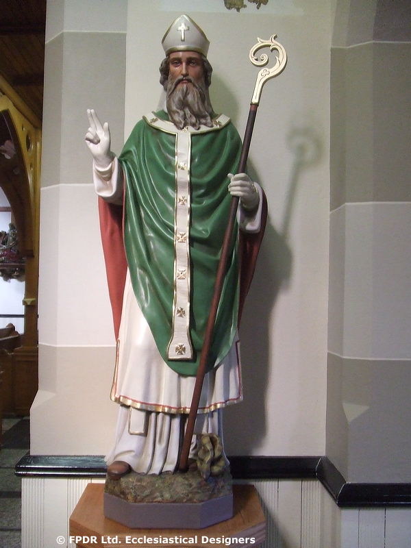 FPDR restoration of St. Patrick