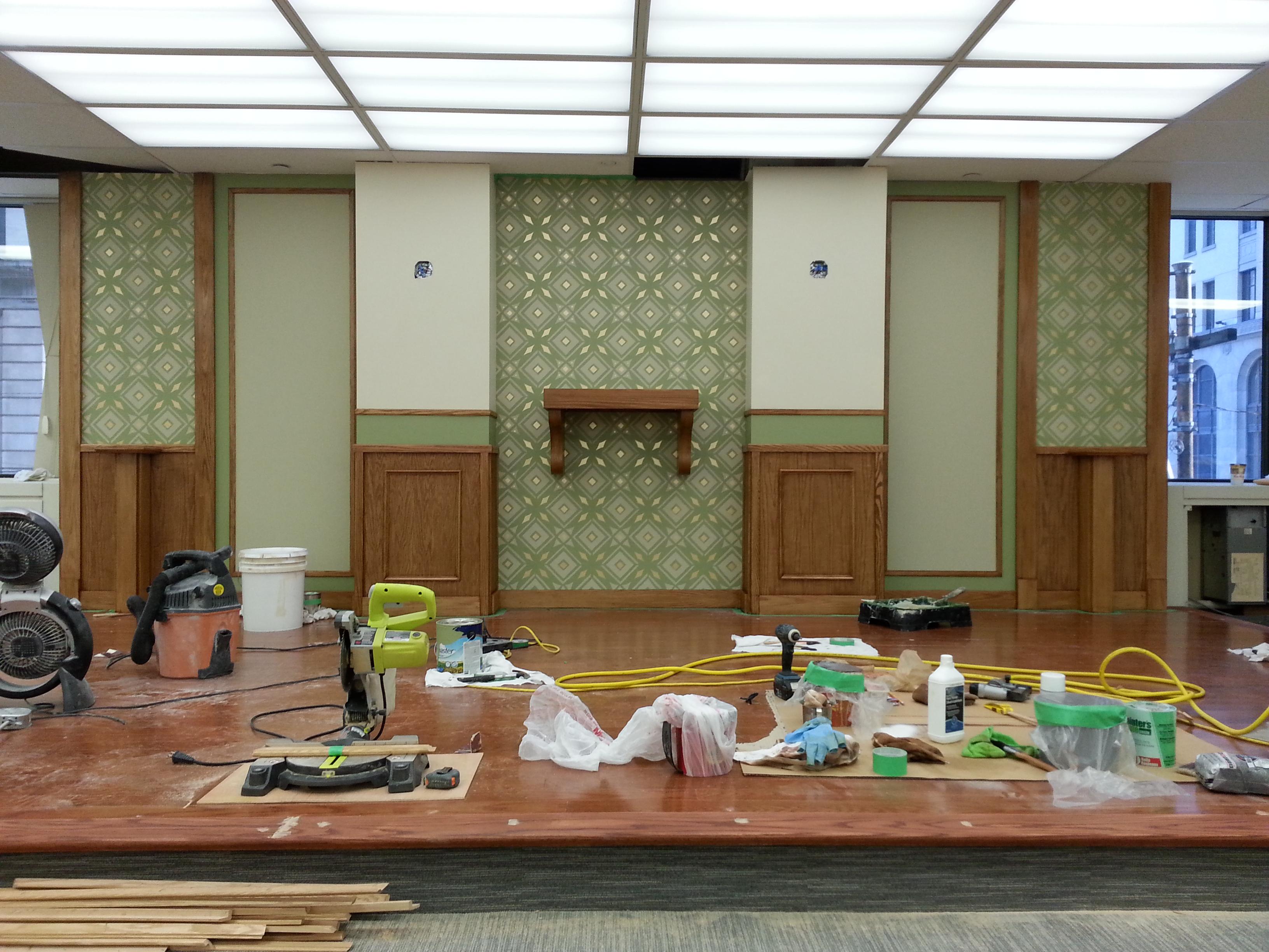 FPDR sanctuary restoration
