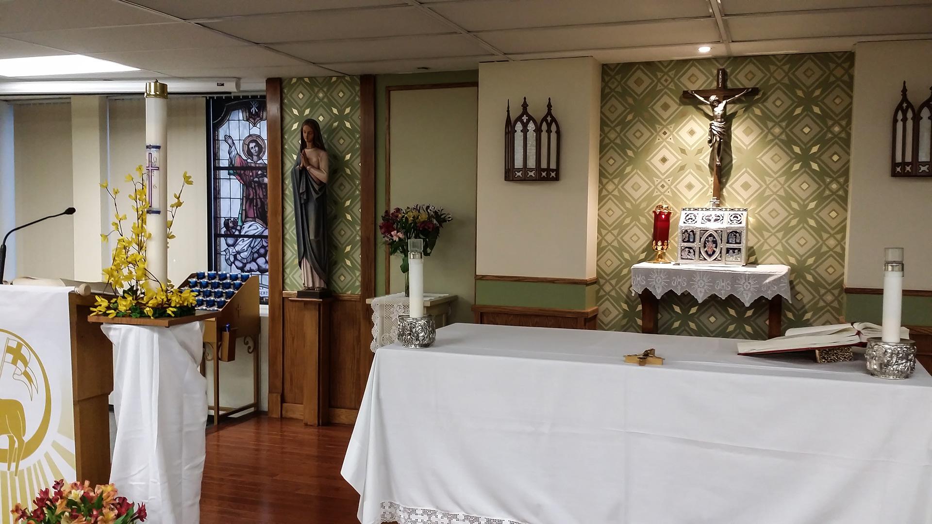 FPDR restoration, a sanctuary